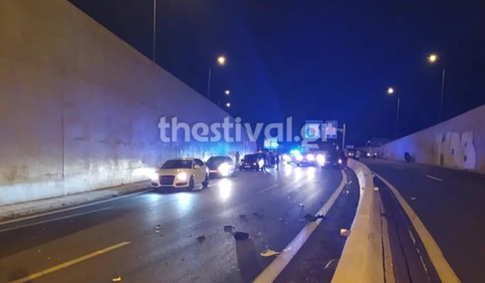 Θεσσαλονίκη: Νεκρός 41χρονος μοτοσυκλετιστής που οδηγούσε στο αντίθετο ρεύμα