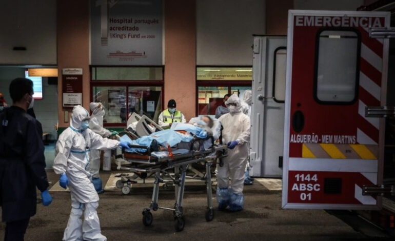 Το πορτογαλικό «δράμα» της μετάλλαξης Δέλτα: Αδειάζουν ξενοδοχεία, γεμίζουν νοσοκομεία