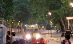 ΑΠΘ: Ανέβηκαν σε μπουλντόζα και παρέσυραν τον φίλο τους - Νοσηλεύεται στο νοσοκομείο