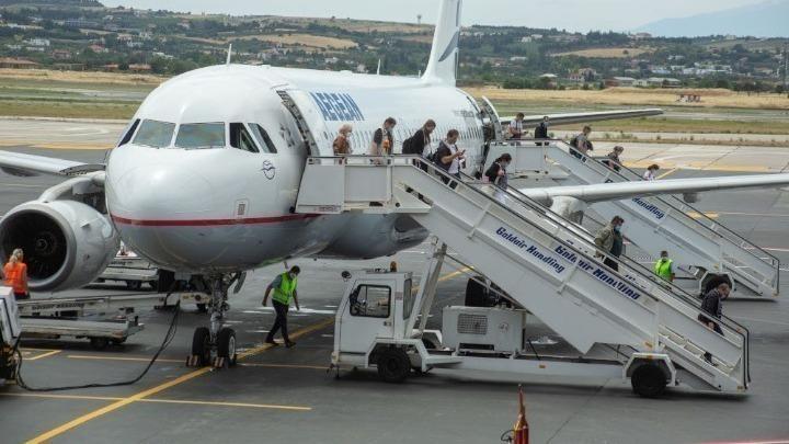 Παρατάσεις αεροπορικών οδηγιών έως 3/7 για πτήσεις εξωτερικού και 5/7 για πτήσεις εσωτερικού σε νησιωτικούς προορισμούς
