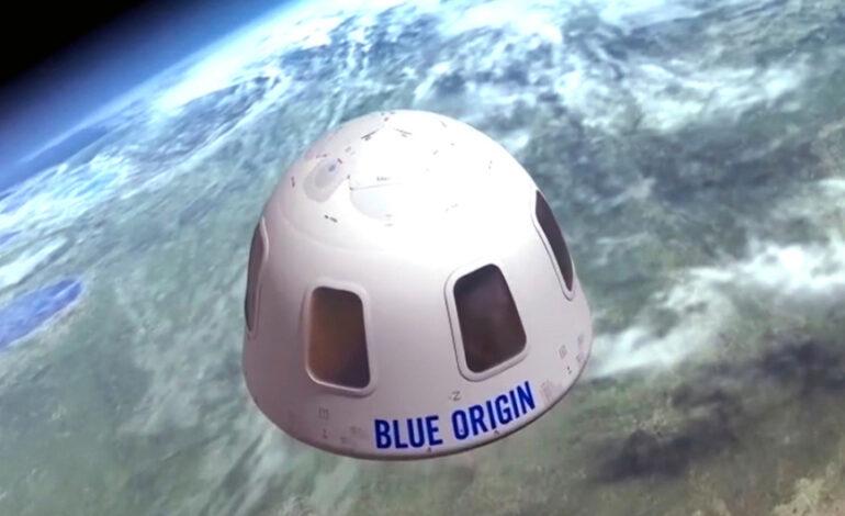 Ένας 18χρονος θα γίνει ο νεότερος αστροναύτης στην ιστορία που θα πετάξει στο διάστημα με τον Τζεφ Μπέζος