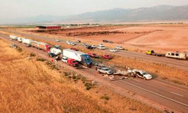 Απίστευτες εικόνες: Αμμοθύελλα προκάλεσε καραμπόλα 22 οχημάτων στις ΗΠΑ με 8 νεκρούς
