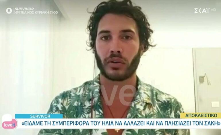 Ασημακόπουλος: Δεν κάναμε κάτι στον Ηλία, αυτός μας έκανε