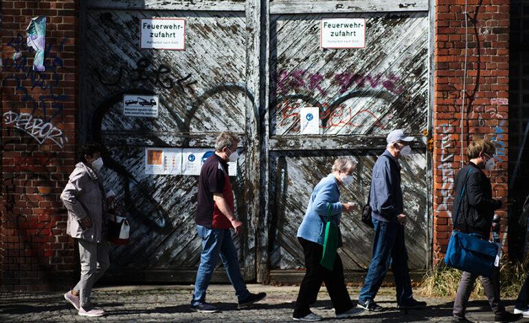 Γερμανία: Οικονομικά κίνητρα προκειμένου να αυξηθούν οι εμβολιασμοί