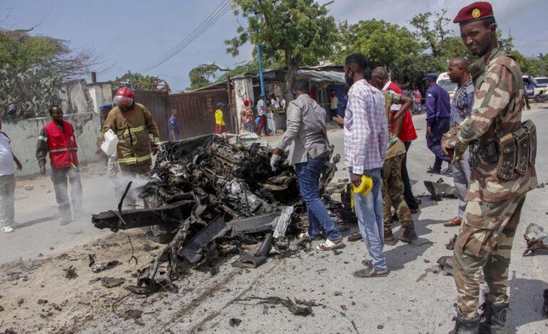 Δύο τρομοκρατικές επιθέσεις στην πρωτεύουσα της Σομαλίας μέσα σε λίγες ώρες