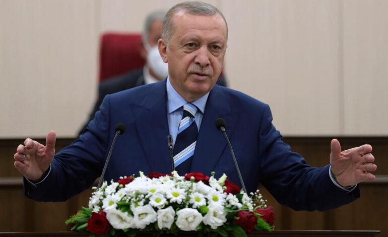 Ερντογάν για Αμμόχωστο: Πιλοτικό άνοιγμα των Βαρωσίων και στρατιωτικός αποχαρακτηρισμός