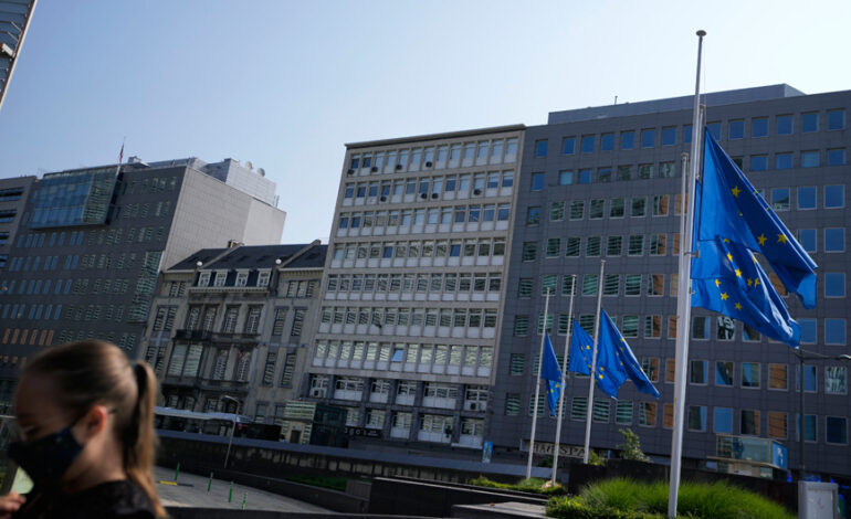 Ημέρα Εθνικού Πένθους για το Βέλγιο: Μεσίστιες κυματίζουν οι σημαίες
