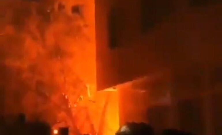 Ιράν: Έκρηξη σε πάρκο στη βόρεια Τεχεράνη