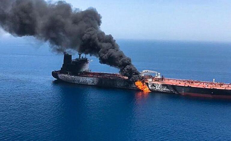 Ισραηλινό φορτηγό πλοίο δέχθηκε επίθεση στον Ινδικό Ωκεανό