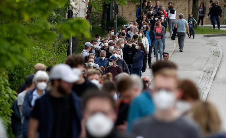 Κορονοϊός – Γερμανία: Δεν αποκλείεται κλιμάκωση των μέτρων για ανεμβολίαστους
