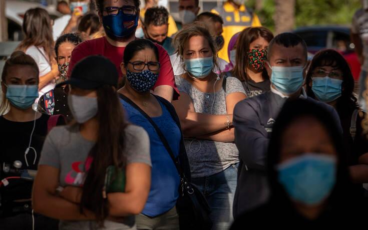 Κορονοϊός: Η Ισπανία επαναφέρει περιορισμούς και απαγόρευση κυκλοφορίας