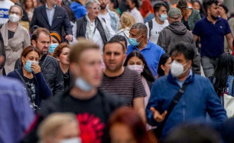 Κορονοϊός – Γερμανία: Με μετάλλαξη Delta τα 3/4 των νέων κρουσμάτων