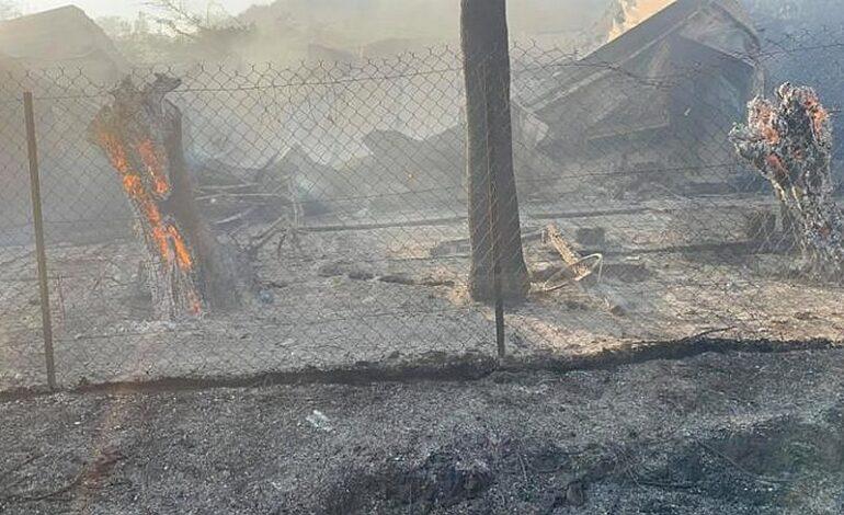 Κύπρος: Σύλληψη 67χρονου για τη μεγάλη πυρκαγιά στον Αρακαπά Λεμεσού