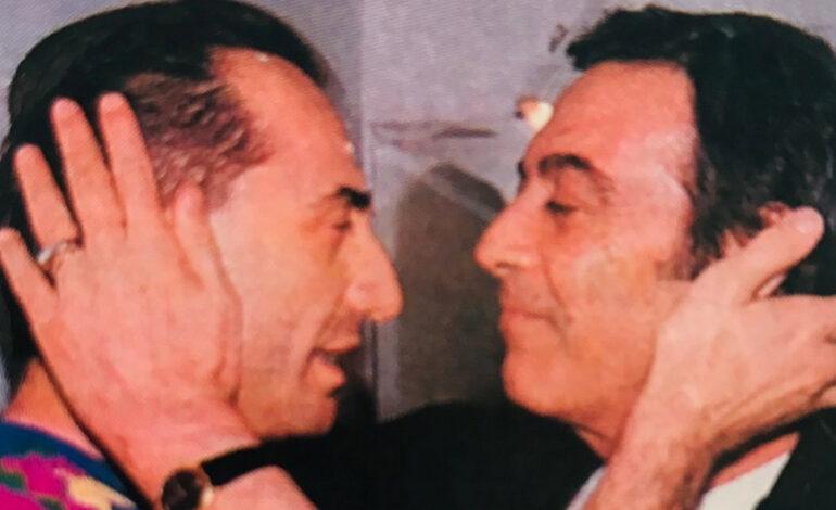 Λευτέρης Πανταζής: Ο Τόλης Βοσκόπουλος έχει σημαδέψει τη ζωή μου