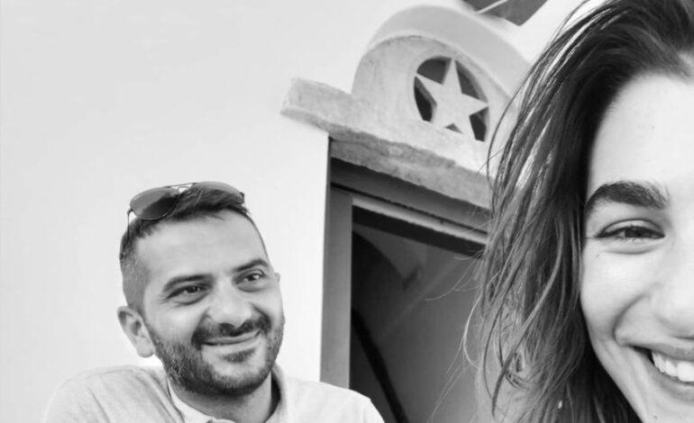 Λεωνίδας Κουτσόπουλος και Χρύσα Μιχαλοπούλου ζουν τον απόλυτο έρωτα