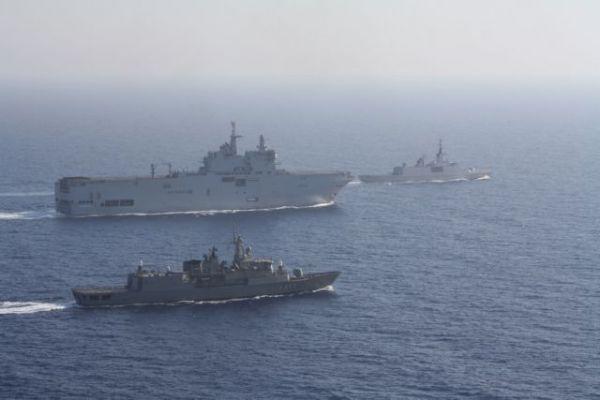 Μαύρη Θάλασσα: Γυμνάσια με αληθινά πυρά από τους Ρώσους την ώρα άσκησης ΝΑΤΟ – Ουκρανίας