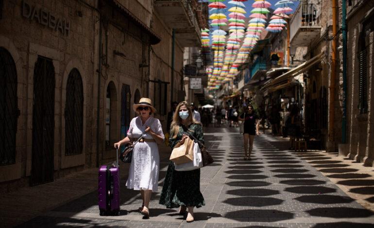 Μετάλλαξη Delta: Το Ισραήλ επαναφέρει το «πράσινο πάσο» λόγω αύξησης κρουσμάτων