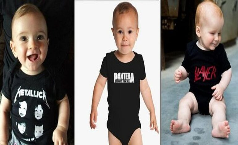 Νέα Ζηλανδία: Μητέρα ονόμασε τα παιδιά της Metallica, Slayer και Pantera