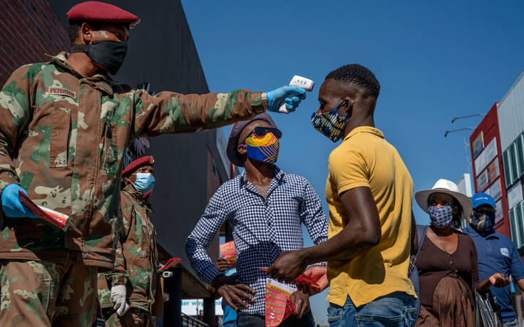Νότια Αφρική: Σε δύο επαρχίες ο στρατός για να βοηθήσει στην καταστολή των ταραχών