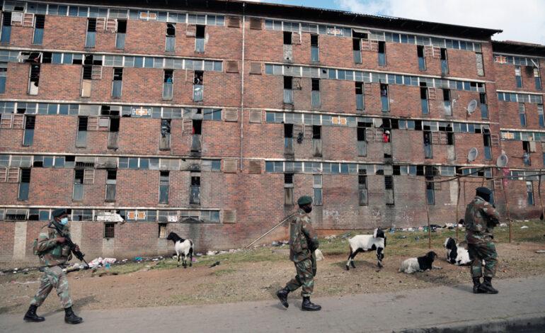 Νότια Αφρική: Στους 337 οι νεκροί από τα βίαια επεισόδια