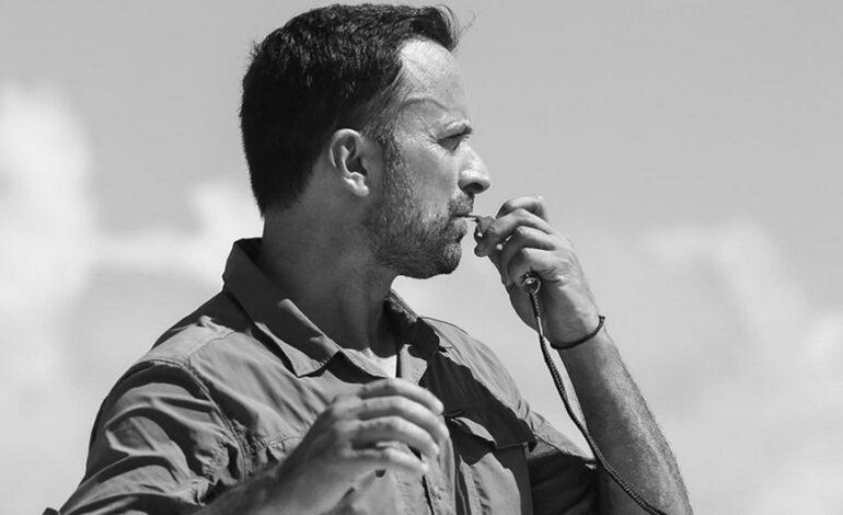 Ο Γιώργος Λιανός κρέμασε την σφυρίχτρα του μετά το φινάλε του Survivor