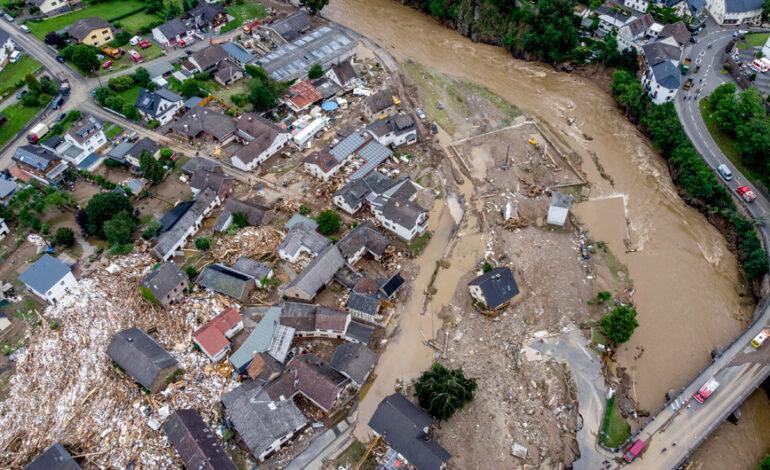 Πλημμύρες στη Γερμανία: «Να επανέλθουν οι παλιές καλές σειρήνες»