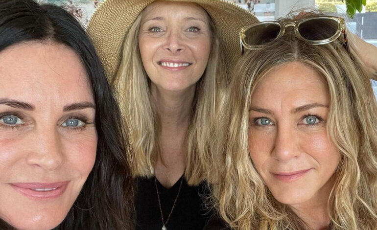 Τα «Φιλαράκια» Τζένιφερ Άνιστον, Κόρτνεϊ Κοξ και Λίζα Κούντροου ξανά μαζί
