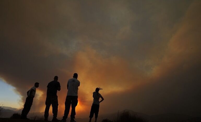 ΥΠΕΞ: Συλλυπητήρια στις οικογένειες των θυμάτων της πυρκαγιάς στην Κύπρο