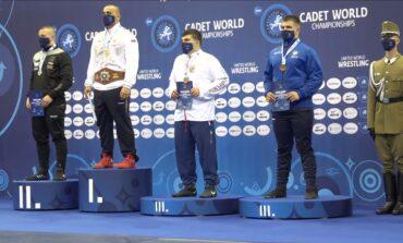 Πάλη: «Χάλκινος» Παγκόσμιος πρωταθλητής ο Γκίρνης