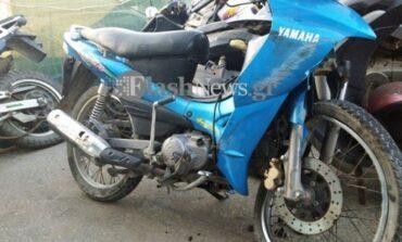 Χανιά: Μετωπική σύγκρουση μηχανής με οδηγό 18χρονο