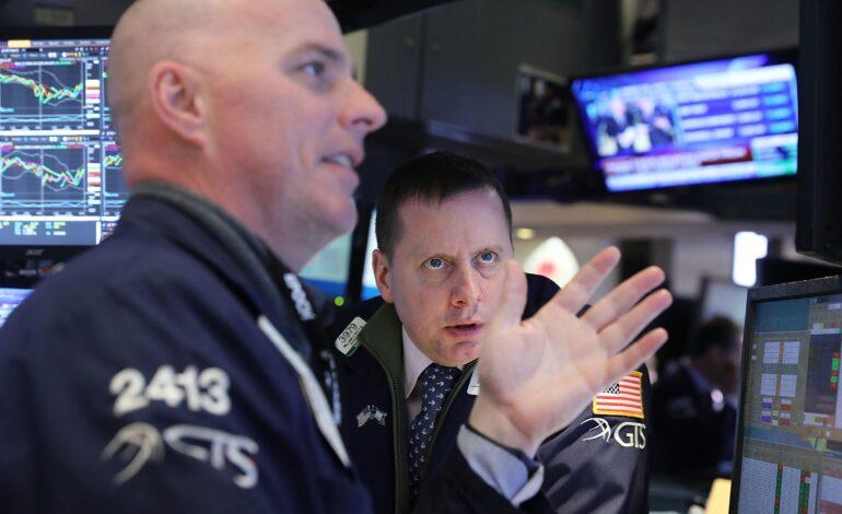 Κέρδη για τρίτη διαδοχική συνεδρίαση στη Wall Street