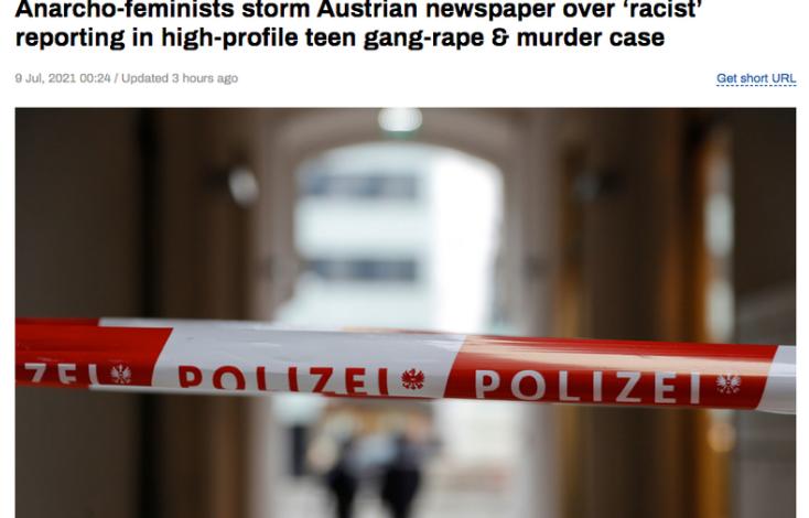 Η ΔΗΜΙΟΥΡΓΙΑ ΞΑΝΑ προειδοποιεί : η Ευρώπη αυτοκτονεί αργά και βασανιστικά !