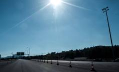 Κυκλοφοριακές ρυθμίσεις στην Εθνική Οδό στο ύψος της Κηφισιάς από το βράδυ της Δευτέρας