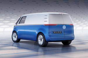 To VW ID Buzz γλυκοκοιτάζει τους πελάτες της Uber