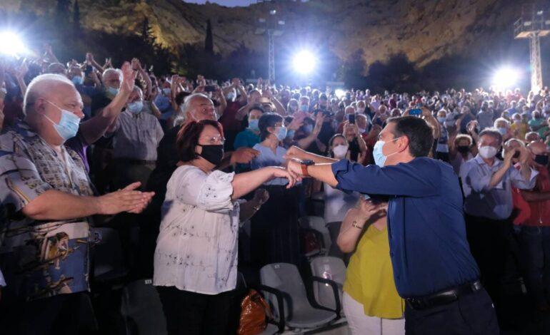 ΣΥΡΙΖΑ: Συνδιάσκεψη εκλογικής συσπείρωσης – Στροφή προς τα αριστερά