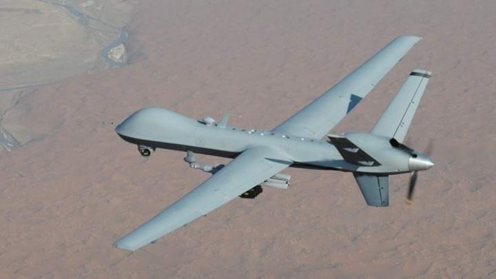 Οι Αμερικανοί κατέρριψαν UAV παγιδευμένο με εκρηκτικά κοντά στην πρεσβεία των ΗΠΑ στο Ιράκ