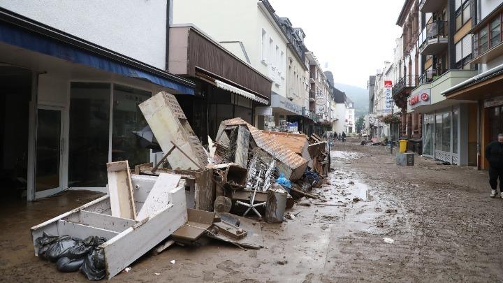 Γερμανία-Βέλγιο-Ολλανδία: Πάνω από 120 νεκροί, δεκάδες οι αγνοούμενοι από τις καταστροφικές πλημμύρες