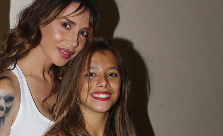 Έσκισε στις Πανελλήνιες η κόρη της Πάολα, Παολίνα