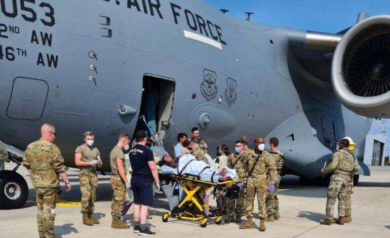 Αφγανή γέννησε σε αμερικανικό αεροσκάφος που την μετέφερε στη Γερμανία