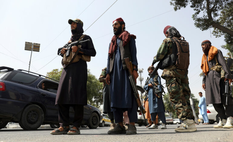 Αφγανιστάν: Αξιωματούχος των Ταλιμπάν απορρίπτει τους ισχυρισμούς για απαγωγές ξένων