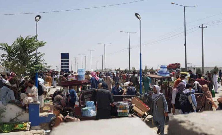 Αφγανιστάν: Επτά άνθρωποι σκοτώθηκαν στην προσπάθειά τους να μπουν στο αεροδρόμιο της Καμπούλ