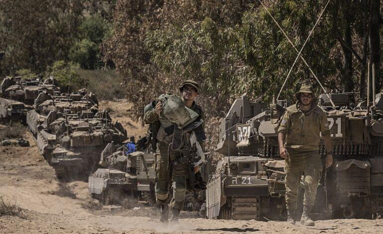 Γάζα: 41 Παλαιστίνιοι τραυματίστηκαν από πυρά ισραηλινών στρατιωτών κατά τη διάρκεια διαδήλωσης