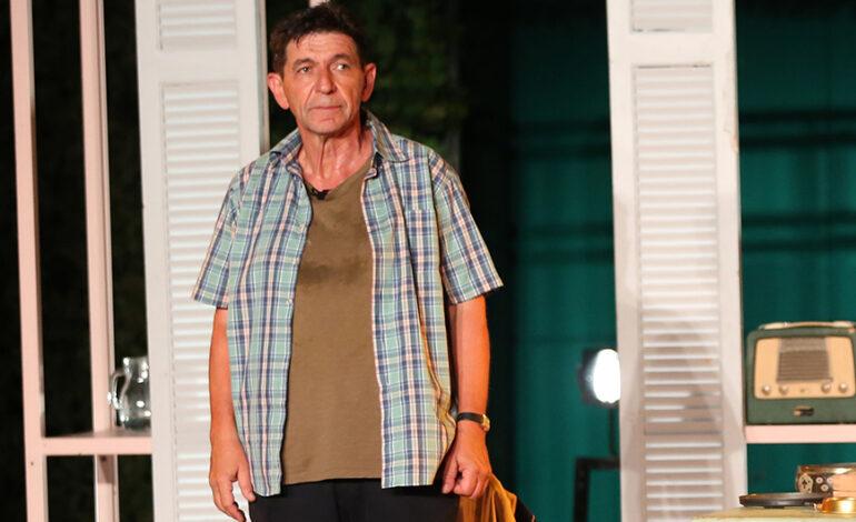 Γεράσιμος Σκιαδαρέσης: Ούτε οι Λιγναδηδες, ούτε οι Φιλιππιδηδες είναι απώλεια για το θέατρο