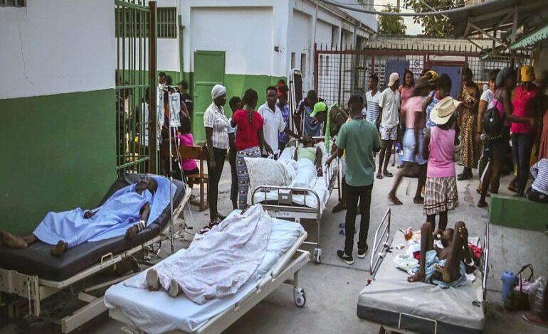 Δωρεά 100.000 ευρώ από την Ελλάδα για την αντιμετώπιση των ανθρωπιστικών αναγκών στην Αϊτή