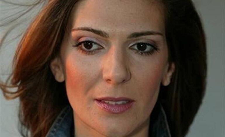Θεοδώρα Σιάρκου: Κάθε μέρα φοβάμαι για αυτό που κάνει ο άντρας μου