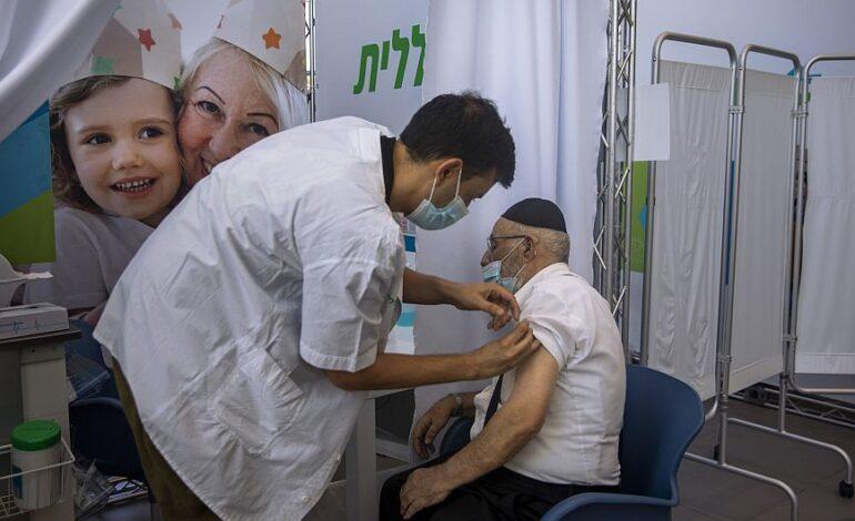 Ισραήλ: Έως έξι φορές μεγαλύτερη προστασία από σοβαρή νόσηση μετά την τρίτη δόση εμβολίου