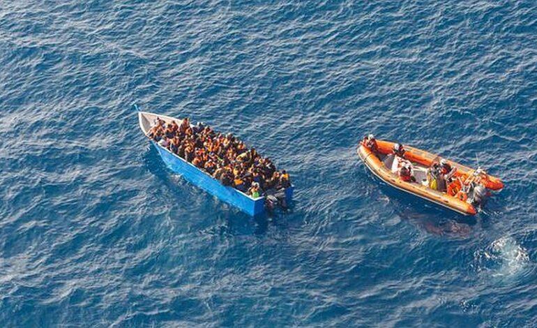 Ιταλία: Διπλασιάστηκαν φέτος οι αφίξεις μεταναστών