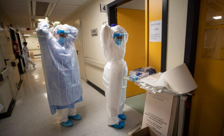 Ιταλία: «Οι αντιεμβολιαστές πρέπει να πληρώνουν τα έξοδα νοσηλείας τους»