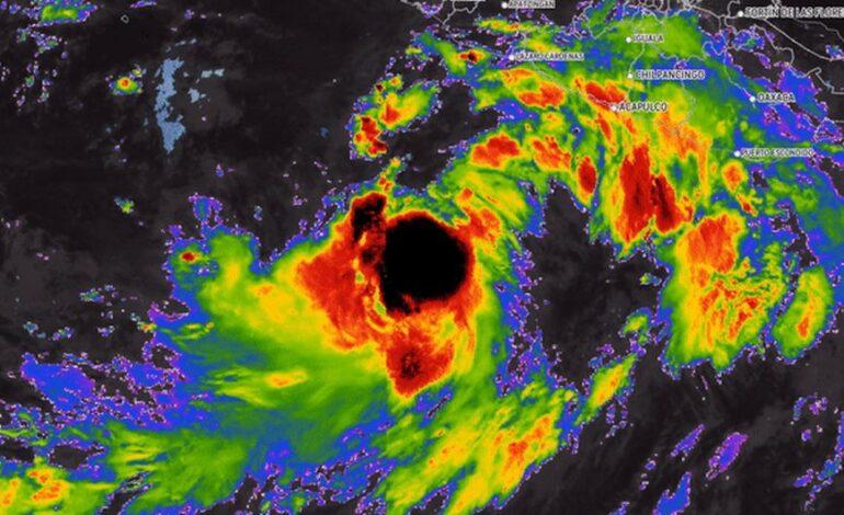 Μεξικό: Η τροπική καταιγίδα Νόρα ενισχύθηκε σε τυφώνα
