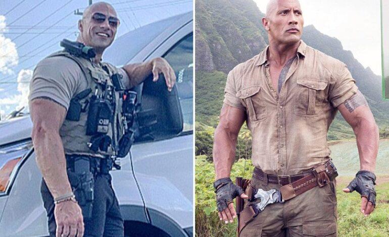 Ο σωσίας του «The Rock» είναι αστυνομικός και έχει γίνει… viral